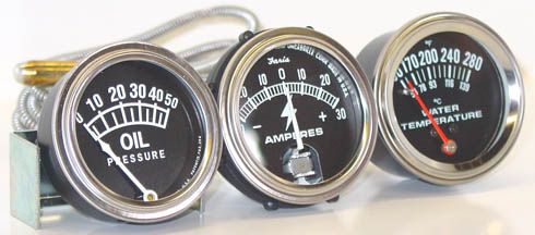 Ford tractor gauges.