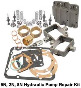 ford_hydraulic_pump_kit_big 1950 farmall super a wiring diagram great installation of wiring