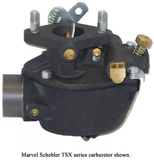 Ford tractor carburetor.