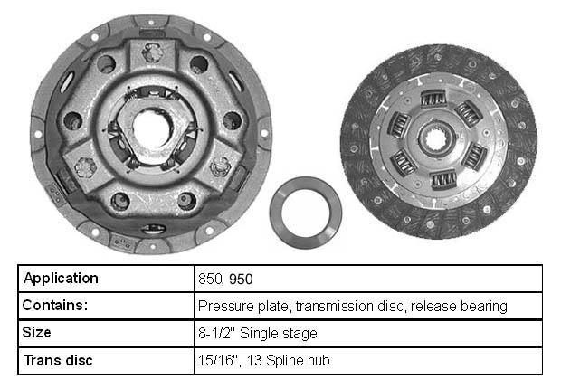 John Deere 4020 Clutch Parts : John deere tractor clutch parts and kits order on line